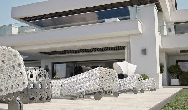 Casa de lujo en sotogrande costa del sol espa a arquitexs - Casas de lujo en bilbao ...