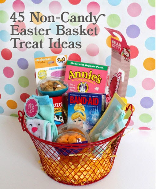 Thoughtful presence 10 ideas for the cutest easter baskets ever 10 ideas for the cutest easter baskets ever negle Gallery