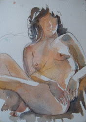 Figure Painting of the Month: August