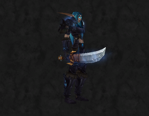 Daschal's Serrated Blade