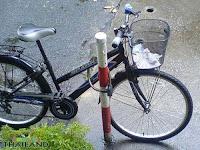 Dårlig cykelkæde...