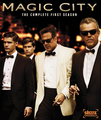 Magic City Temporada 1 Completa Español Latino