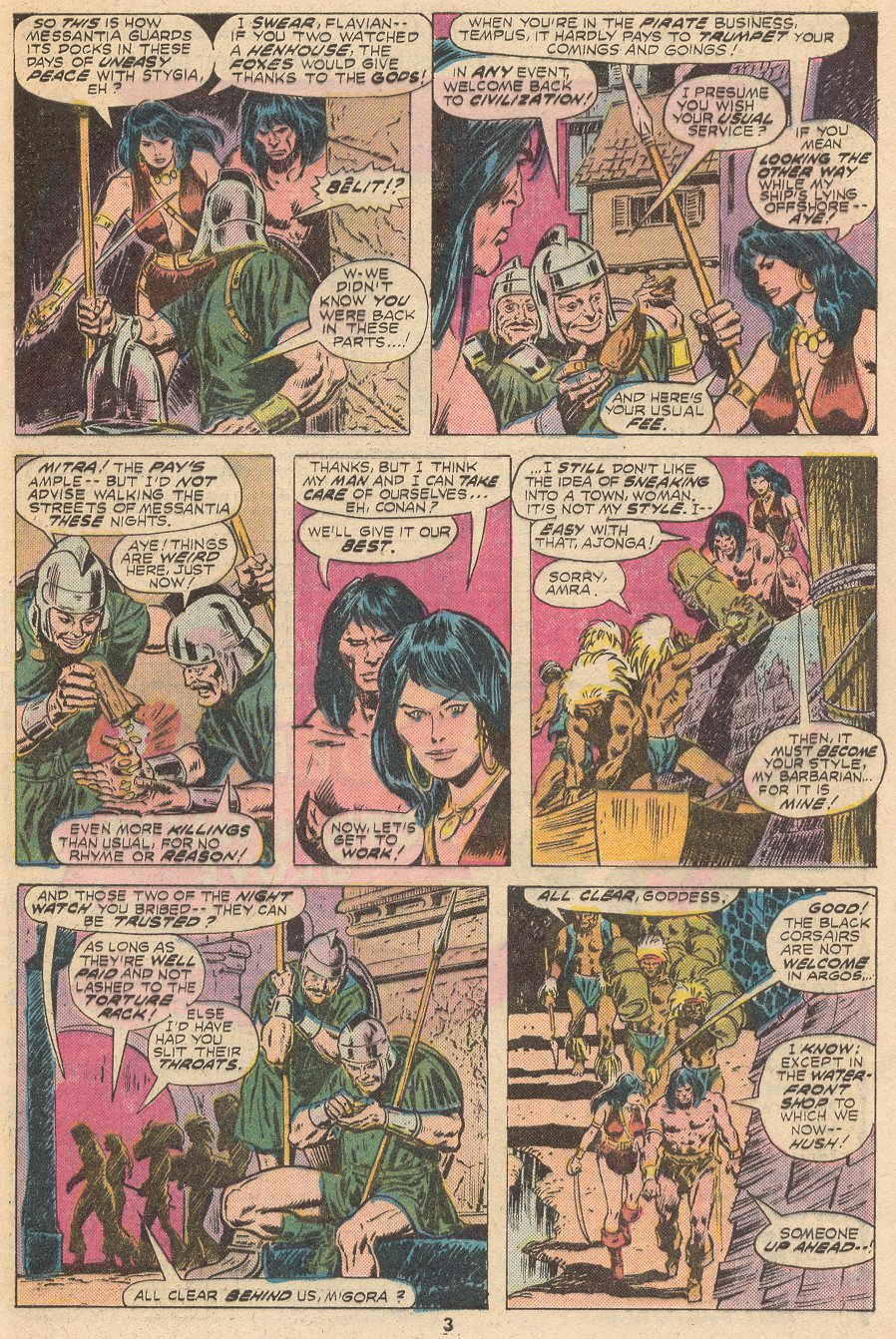 Conan the Barbarian (1970) Issue #66 #78 - English 4
