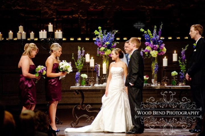 The Blooming Bride, DFW, Fort Worth, Texas, Wedding Flowers, ceremony, alter