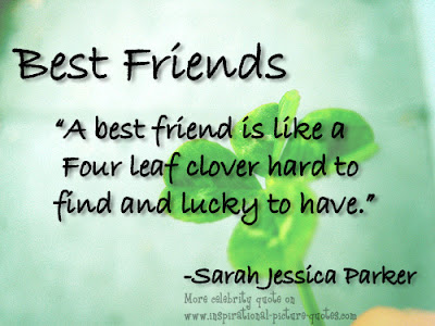 Best Friends Quote By Sarah Jessica Parker