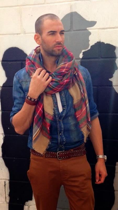 Moda Hombre Otoño-Invierno 2013