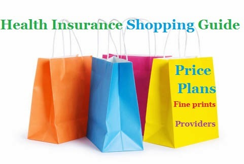 how to shop for health insurance
