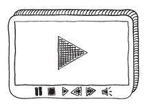 Video player sketch