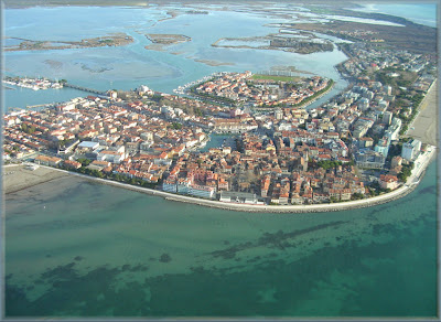 Grado - Friuli Venezia Giulia - vista aerea