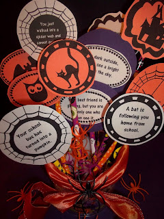 Halloween Classroom display