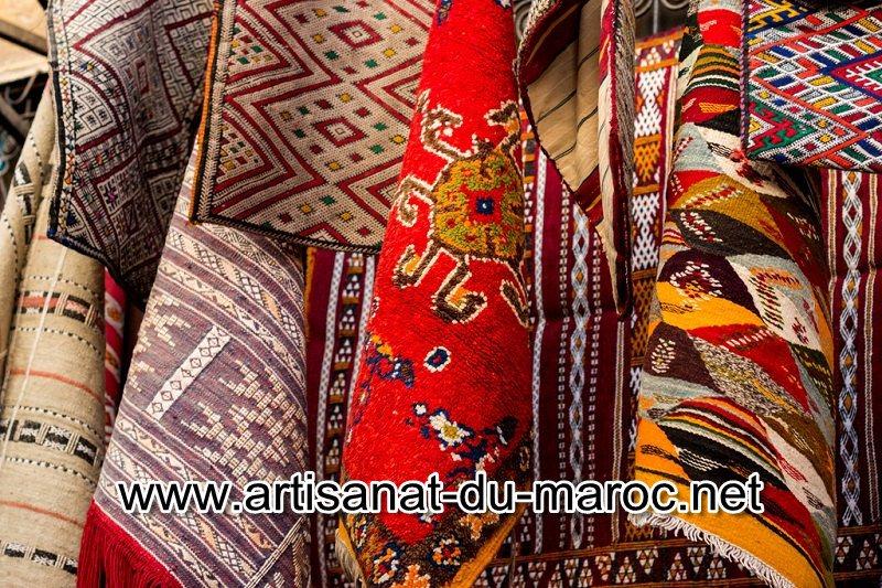 Fantastique artisanat tapis pour salon marocain - Tapis pour salon marocain ...