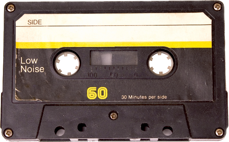 1980's CASSETTE CULTURE