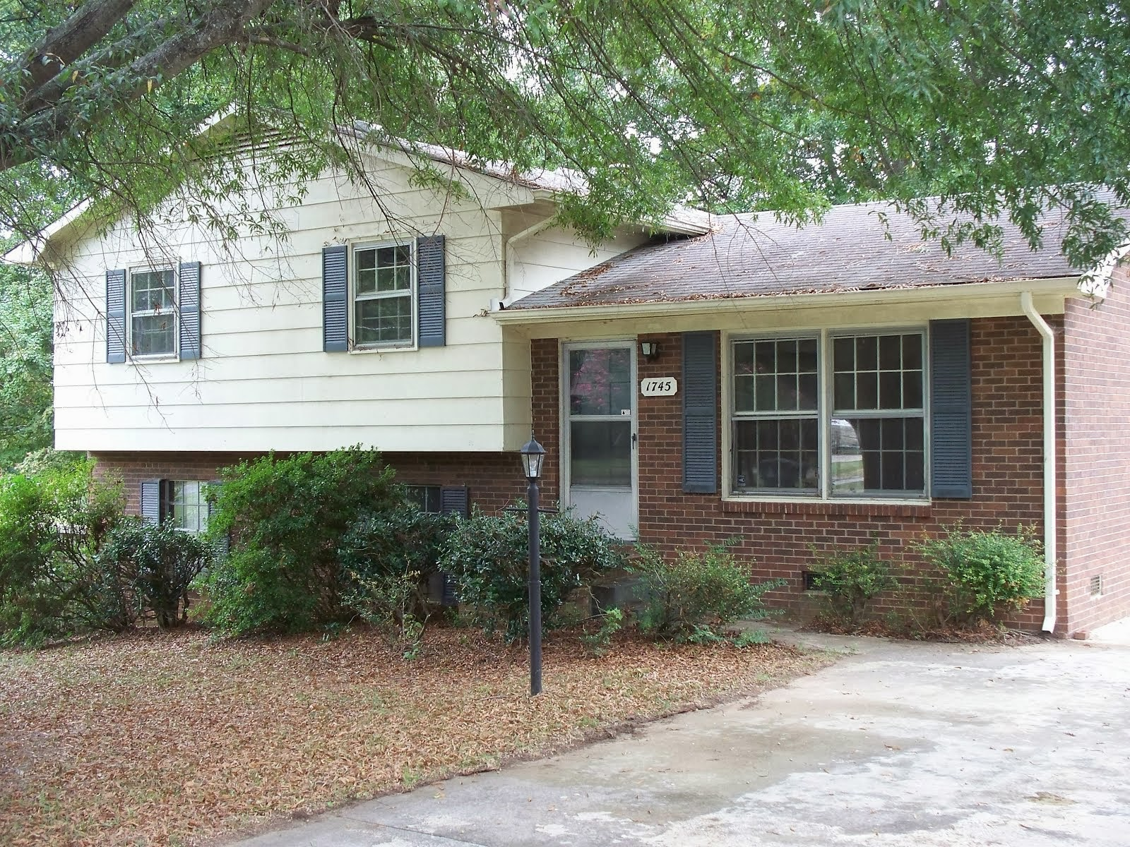 1745 SELLS ROAD Salisbury, NC ~ $109,000