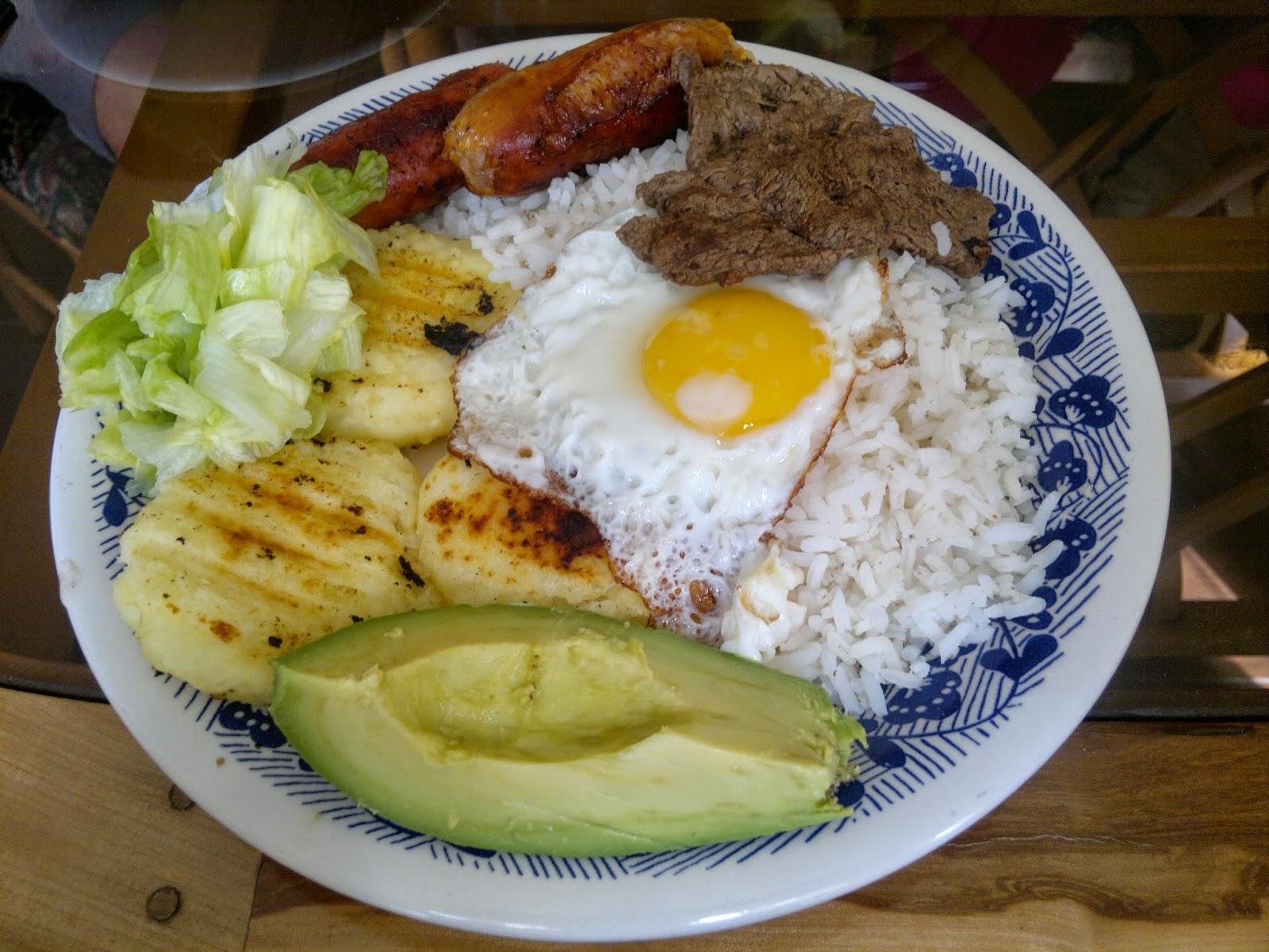 Recetas de cocina ecuatoriana mayo 2015 for Ingredientes para comida