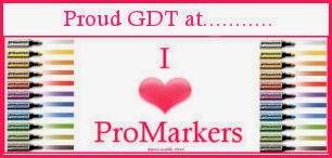 Jeg var GD hos I love ProMarkers