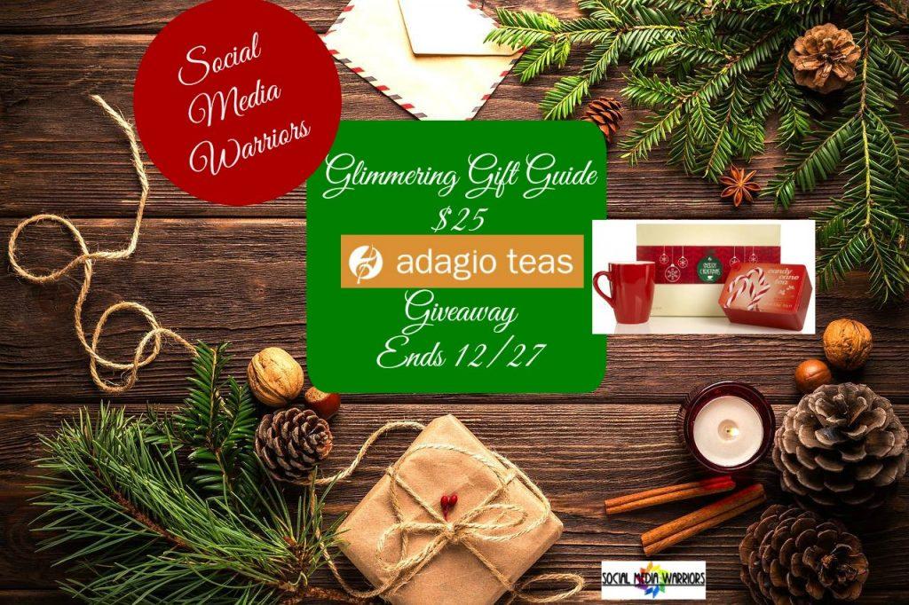 Adagio Tea Giveaway!