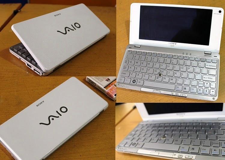 harga laptop sony vaio vgn-p33gk