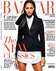 Harper&#39;s Bazaar - Joan Smalls