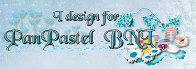 I design for Pan Pastel BNL