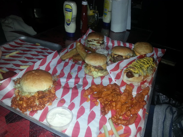 MeatMission Burgers