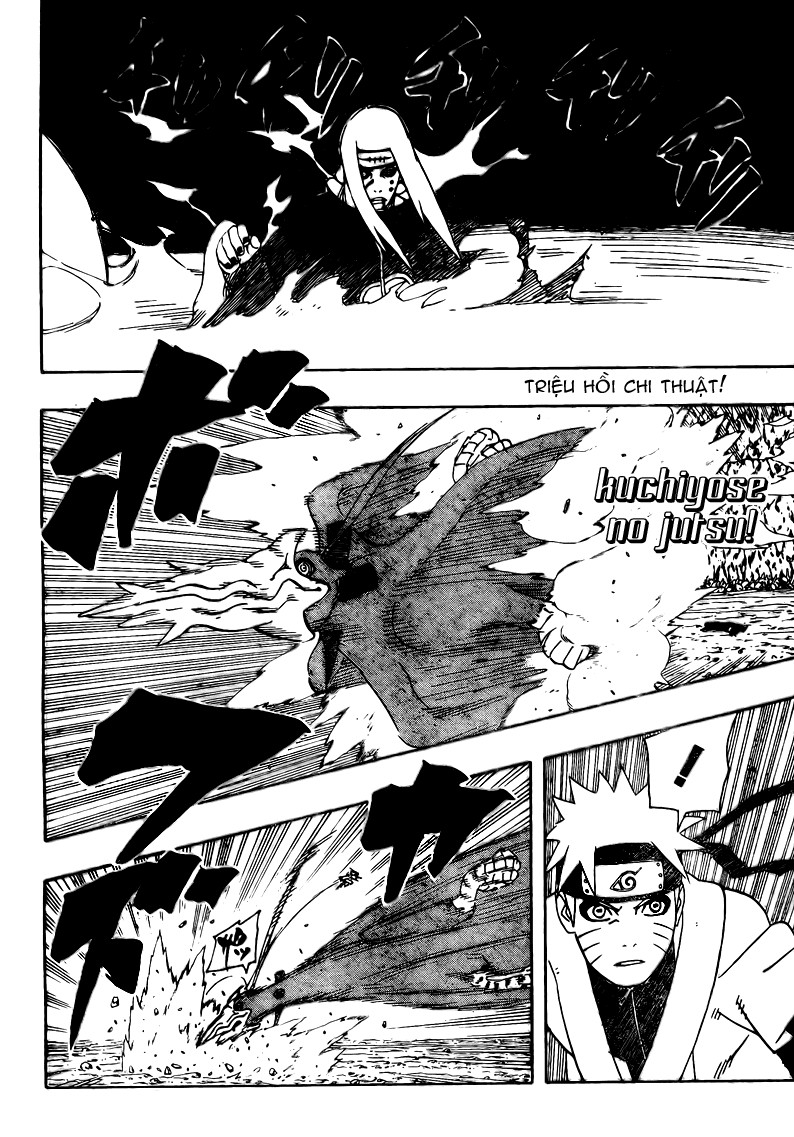 Naruto chap 432 Trang 8 - Mangak.info