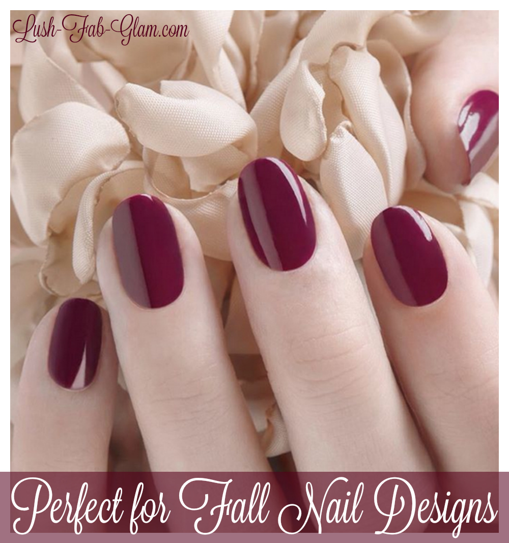 Take a stylish step into fall with these stunning nail designs.