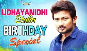 Udhayanidhi Stalin | Tamil Movie Comedy Scenes | Jukebox | Birthday Special