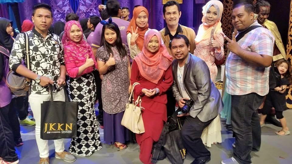 Blogger Teater Raja Ku Puteh