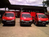 Pengiriman Espass B 9162 VL, B 9929 VL, B 9943 AK ke Surabaya