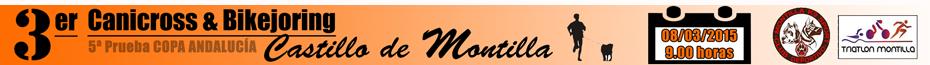 III CANICROSS & BIKEJORING CASTILLO DE MONTILLA