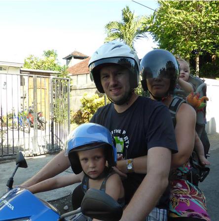 expat in Bali