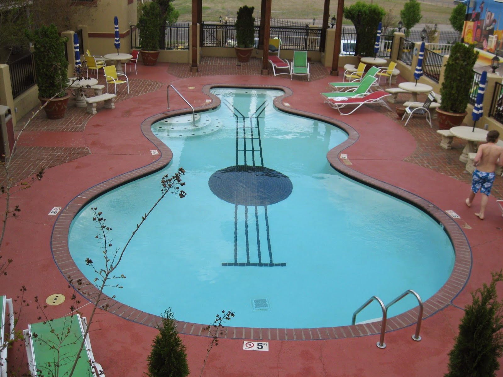 Art Now and Then: Swimming Pool Design