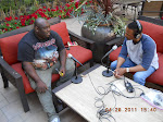 Interview with Faizon Love--Click Photo for Podcast