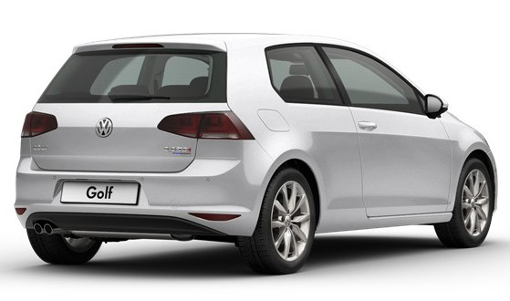 2013 All New Golf - 3 doors