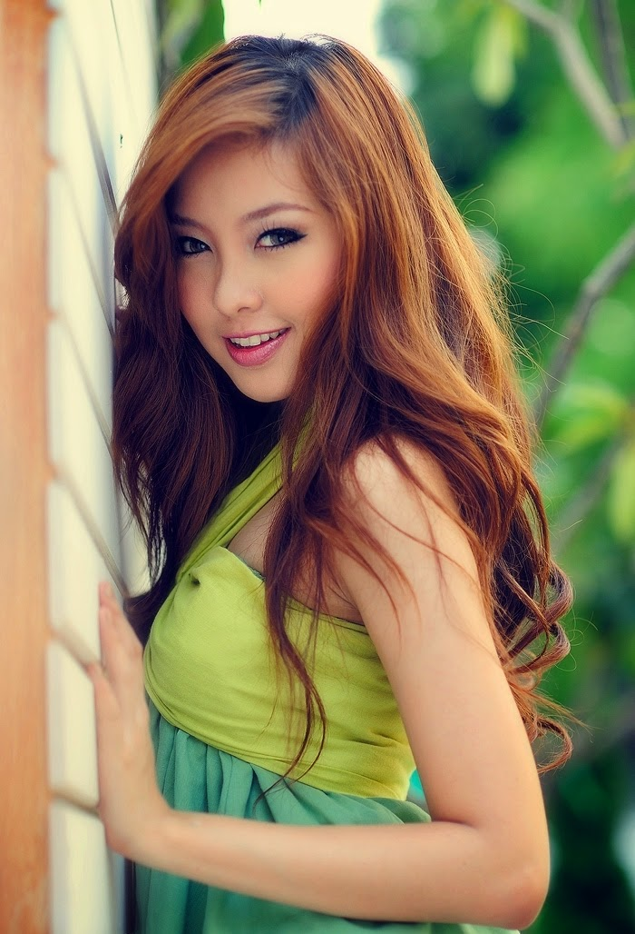 The beauty of Thai girls - Part 1