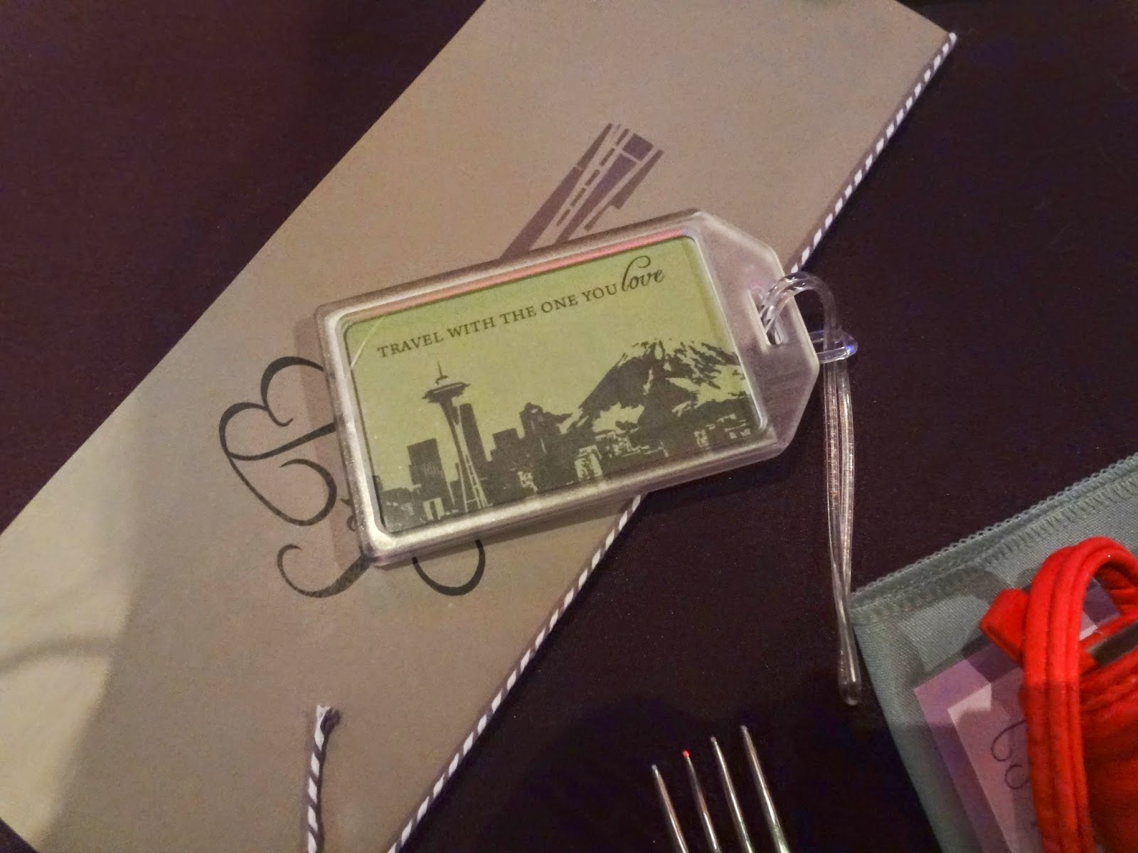 Luggage Tag Wedding Favors 16 Stunning Tables also had a
