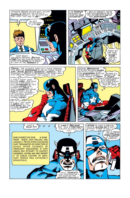 Captain America (1968) Issue #351 #283 - English 8