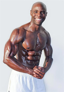 obi obadike tall fitness models