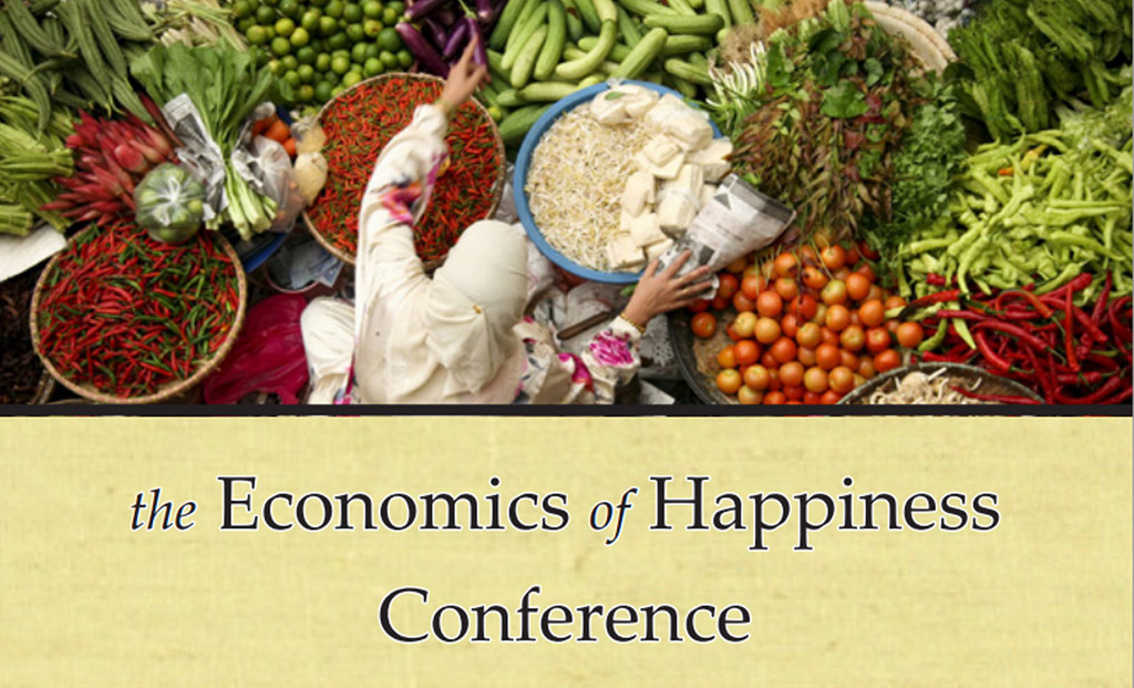 economics of happiness In his book, the economics of happiness, economist mark anielski has  developed a new and practical economic model called genuine wealth, to  measure the.