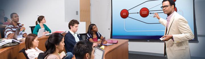 Kajian Teori Tentang Teknologi - Wireless Projector for Campus   mmufidluthfi