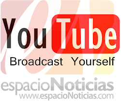 espacioNoticias en YouTube