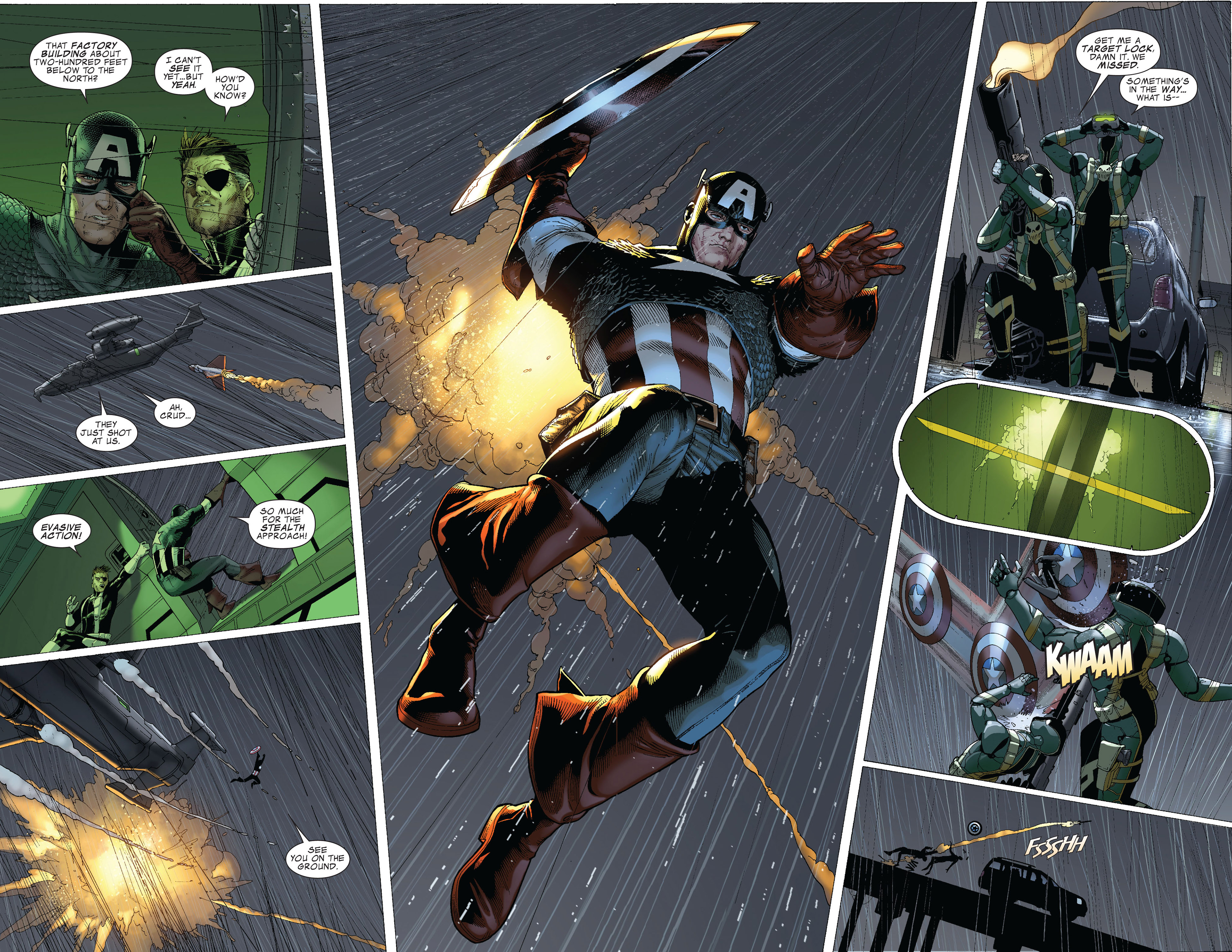 Captain America (2011) Issue #2 #2 - English 11