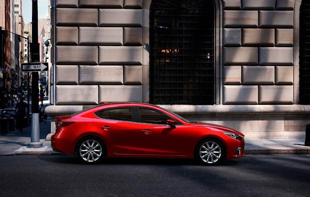 2014 Mazda 3 4-door