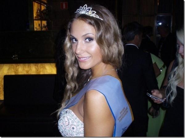 Miss Universe Sweden 2012 Hanni Beronius