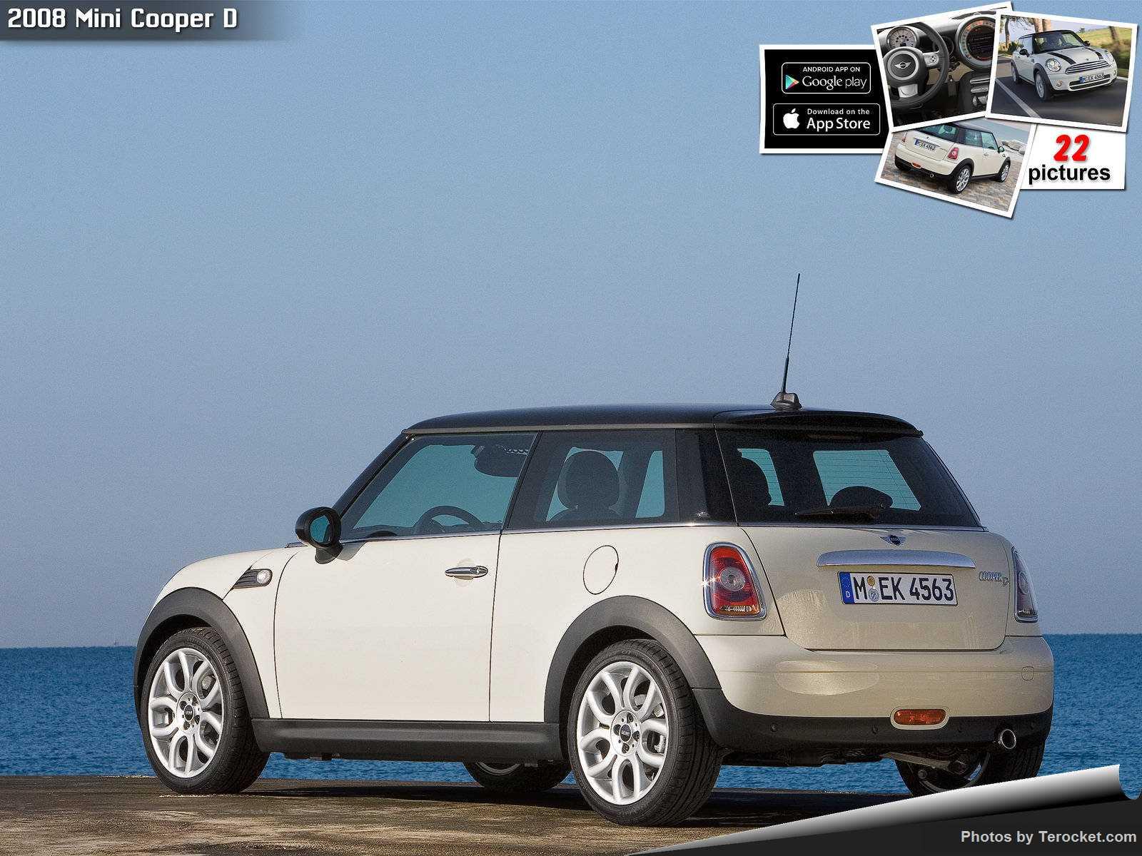 Hình ảnh xe ô tô Mini Cooper D 2008 & nội ngoại thất