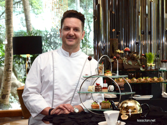 Chocolatey Delights @ Intercontinental Kuala Lumpur With Master Pastry Chef Tim Clark