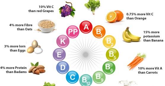 High Orac Food Chart Pdf