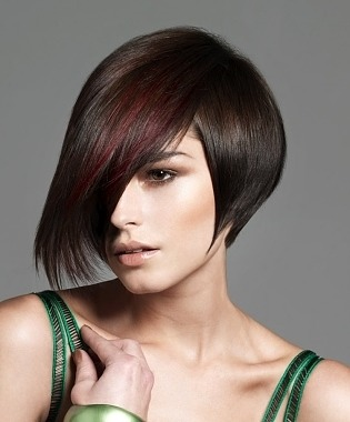Asymmetrical Haircuts And Hairstyles