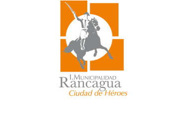 municipalidad de rancagua lchv logos chile vector