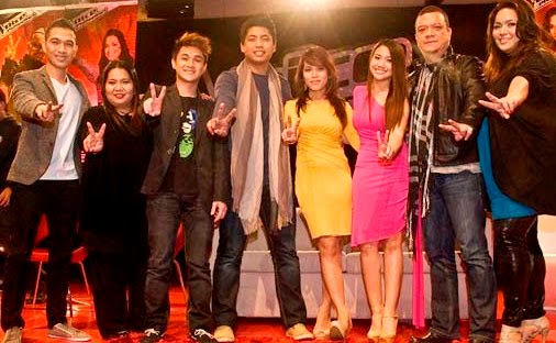 The Voice of the Philippine Top 8 Vie this September 21 and 22 for Grand Finals Slots